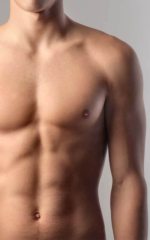 Male Chest Reduction Cardiff